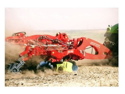 NEW SERIAL PRODUCT OF LOZOVA MACHINERY AT AGRITECHNICA