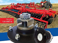 harp bearings - the best solution for effective farming and agricultural machinery