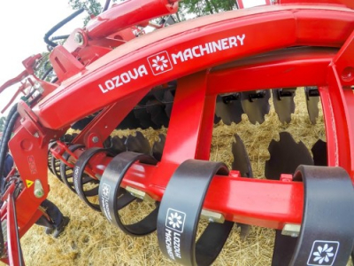 LOZOVA MACHINERY AT THE EXHIBITION PAVASARIS (LATVIA)