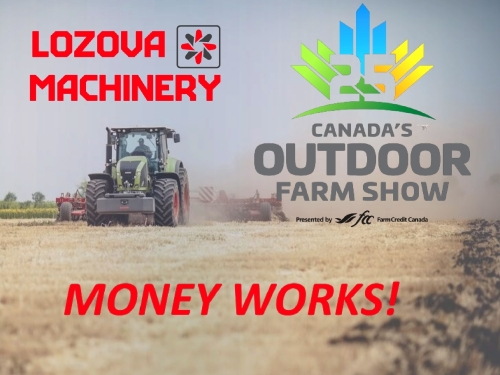 LOZOVA MACHINERY CONQUERS THE NORTH AMERICAN CONTINENT