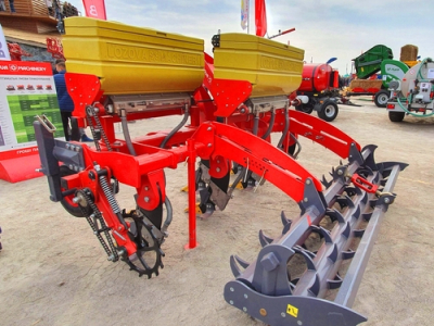 NEW LOZOVA MACHINERY PRODUCTS AT AGRITECHNICA-2019