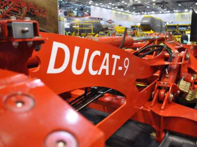 Debut of DUСAT-9 disc harrow at AGRITECHNICA-2019