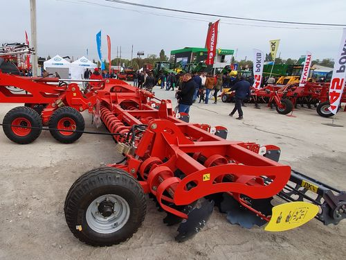 LOZOVA MACHINERY – new products of 2019 at AgroExpo