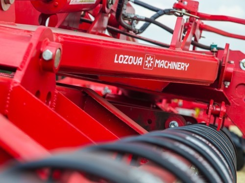 LOZOVA MACHINERY: RESULTS OF PARTICIPATION IN AGROPROM-2018