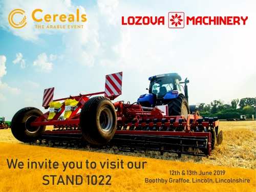 LOZOVA MACHINERY IN THE UK MARKET