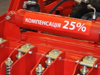 LOZOVA MACHINERY EXPANDED THE RANGE OF IMPLEMENTS WITH PARTIALLY COMPENCATED COST